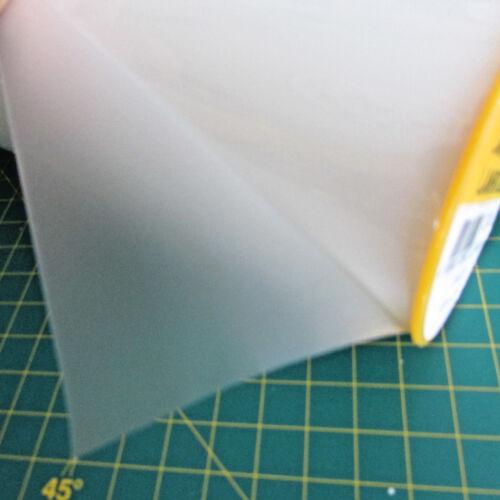 Vlieseline LAMIFIX Vilene GLOSS iron on laminate 45 cm wide wipeable coating