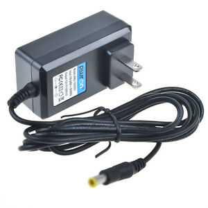 PwrON AC Power Adapter Charger for Sony Blu-Ray Disc Player BDP-S3500.0 Player