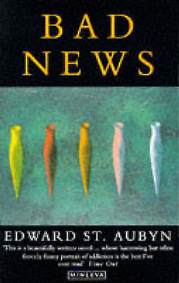 (Good)-Bad News (Paperback)-St. Aubyn, Edward-0749398728