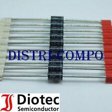 1N5359B Diode Zener 24V 5W DO-201 Diotec (lot de 10)