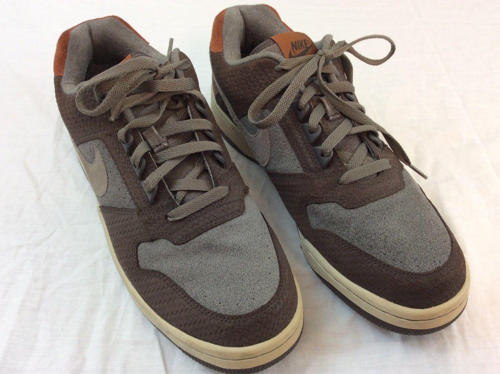Nike delta - - force - delta mens größe 12 dunkle asche grauen 314167-203 schuhe c47716