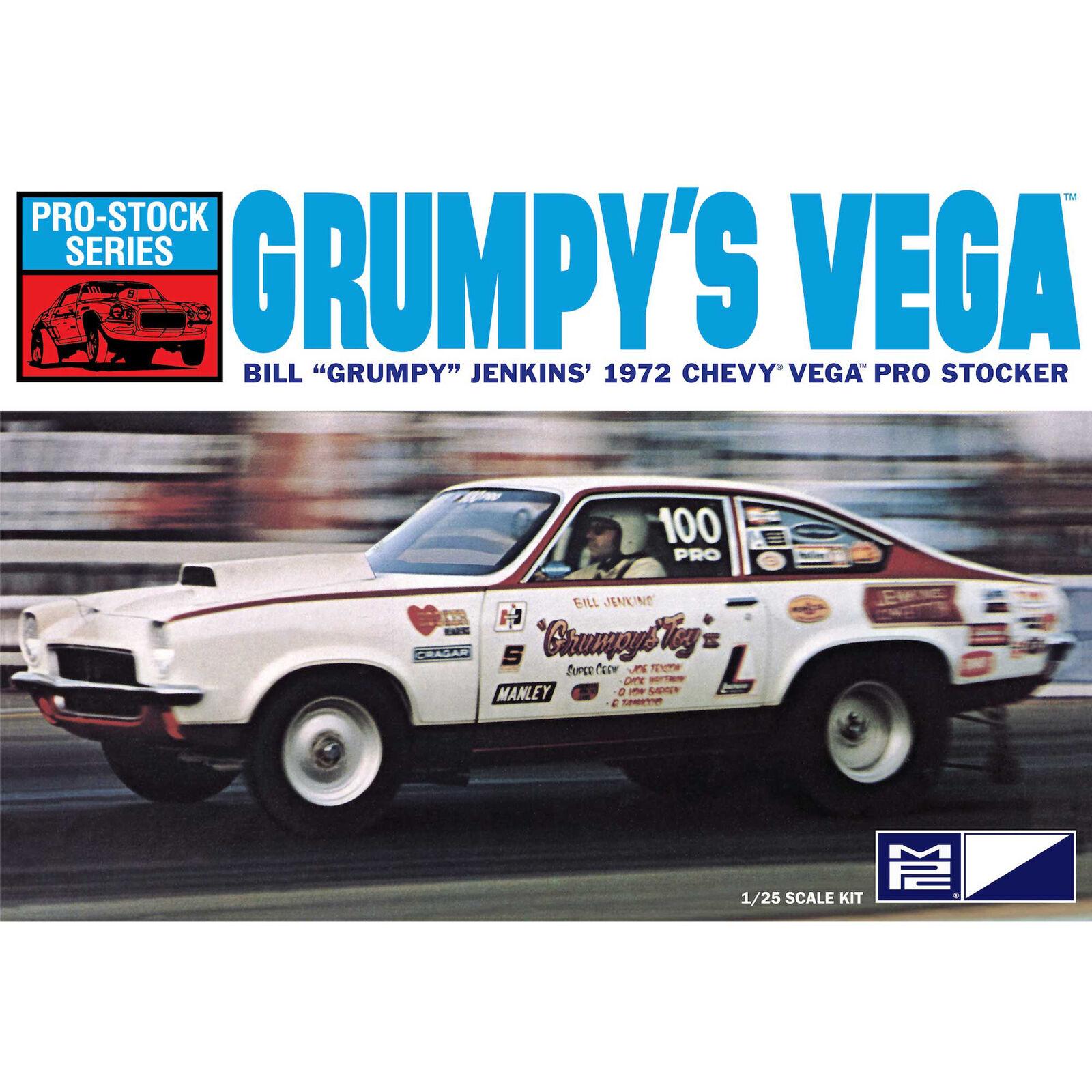Model Car Parts MPC 1972 Chevy Vega Grumpy/'s Toy Decal Sheet 1//25