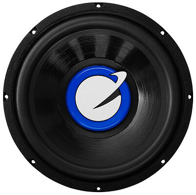 """2 10/"""" SubWoofer Speakers.4ohm.Car bass sub woofers.Replacement.1200w.PAIR NEW"""