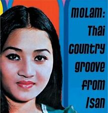 Molam Thai Country Groove From Isan Various Molam Thai Country Groove NEW sealed