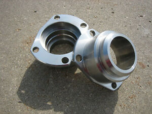 NEW-9-034-Inch-Big-Ford-Old-Style-1-2-Billet-Housing-Bearing-Ends-Rearend-Axle