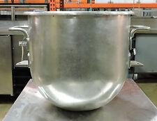 Hobart 30 60 Qt Commercial Tin Mixer Bowl