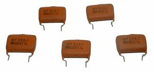Panasonic-ECQ-F-Film-Capacitor-0-033UF-5-Tolerance-630V-DC-Lot-5-Pcs