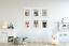 Nursery-Animal-Prints-Lot-de-6-Peekaboo-Woodland-Animaux-Photos-pour-nursery miniature 3