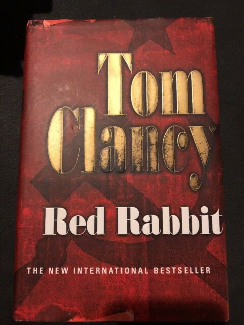 Red Rabbit by TOM CLANCY - 2002 Hardcover 0718145011 - Near New Condition
