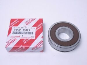 FOR OUTPUT SHAFT CENTER Toyota 90363-35023 BEARING