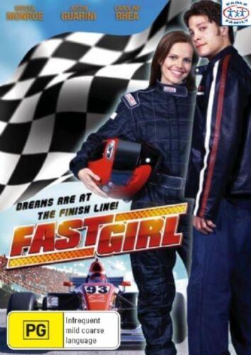 1 of 1 - Fast Girl (DVD, 2009) FAMILY ADVENTURES [Region 4] NEW/SEALED