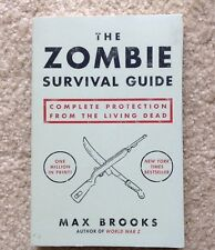The Zombie Survival Guide: Complete Protection from the Living Dead Paperback