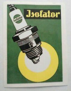 Promotional Stickers Isolator Plugs GDR Trabant Wartburg Neuhaus Thuringia 70er