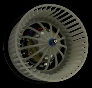 HVAC Blower Motor-Premium Perfect Fit HVAC Blower Rear Behr Hella Service