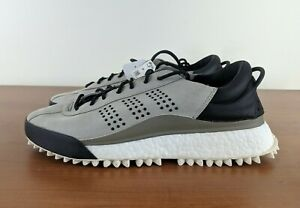 Adidas-Alexander-Wang-AW-Hike-Low-Mens-Sneakers-Boost-White-Black-AC6842-Size-11