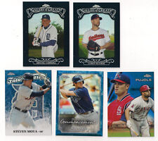 2015 TOPPS CHROME RAYS WIL MYERS CHROME COMMENCEMENTS INSERT CARD #COM-16