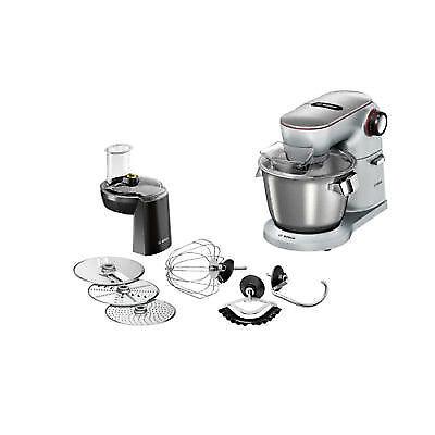 Bosch Optimum Platinum Silver Universal Food Processor Mum9d64s11 Ebay