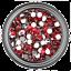6mm-Rhinestone-Gem-20-Colors-Flatback-Nail-Art-Crystal-Resin-Bead thumbnail 21
