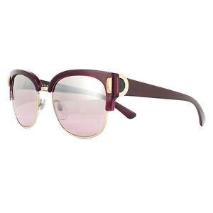 rosa oro sfumato e Bvlgari 8189 da Viola sole 54267e argento specchio Occhiali rosa Tn6wB