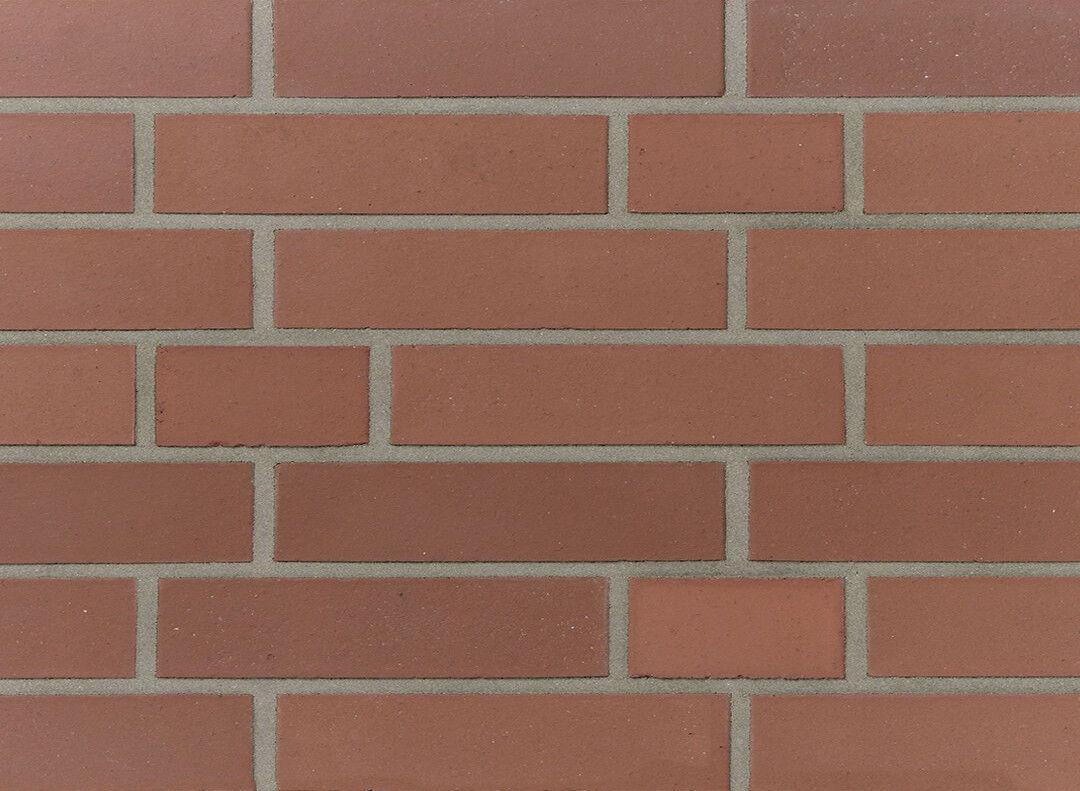 Strangpress-Verblender DF BH1046 rot Vormauersteine Klinker
