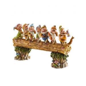 NEW-Homeward-Bound-The-7-Dwarfs-Figurine-Disney-Traditions-Collection