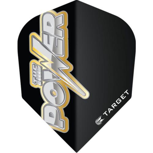 Target Phil Taylor Dart Flights The Power 100 Arc Bolt Standard 1-10 Sets