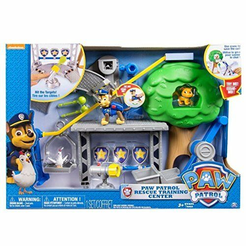Paw Patrol Rescue Training Centre Styles Vary