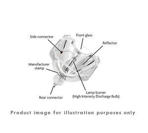 Nuevo-Optoma-hd151x-Lampara-De-Proyector-Original-Original-bombilla-solo