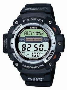 Casio-SGW-300H-Orologio-polso-Uomo-Nuovo-Altimetro-Barometro-Termometro-DD