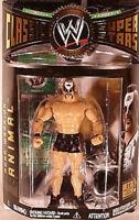 wwe wwf kamala classic superstars jakks wrestling figure series 9 new vhtf mib Toys
