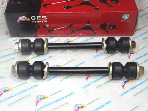 Fit 99-06 Silverado Sierra K1500 K2500 Suburban 2PCS Front Sway Bar Links K80631