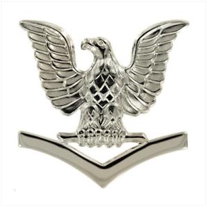 GENUINE U.S NAVY USN BELT W// BUCKEL E4 PETTY OFFICER THIRD CLASS