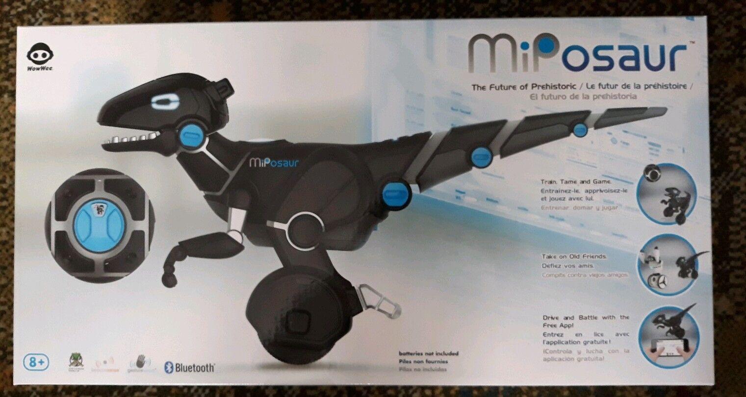 WowWee miposaur e traccia palla-DINOSAURO ROBOT-NUOVA
