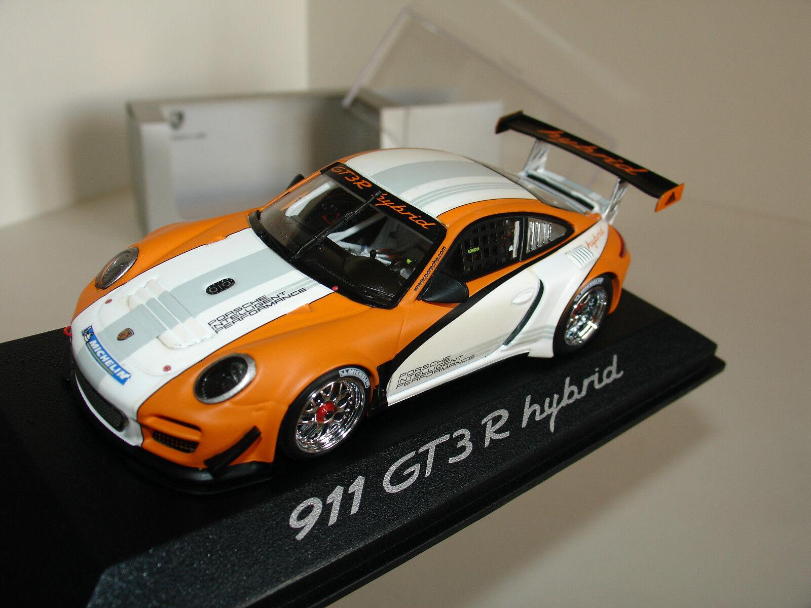 1 43 Porsche 911 (997) GT3 R Híbrido WAP 020 117 0B por Minichamps
