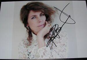 Kari-Bremnes-signed-autograph-Autogramm-original-in-Person-20x30-Foto