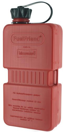 Fuelfriend-PLUS 1,5 litri Piccolo-Tanica di benzina riserva tanica per macchina moto