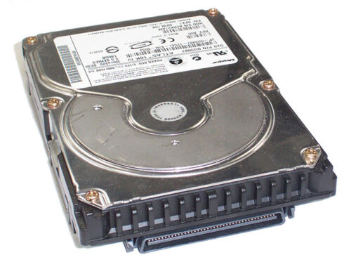 1 von 1 - 73 GB  IBM/Fujitsu MAS3735NC SCSI 80PIN 15K interne Festplatte generalüberholt
