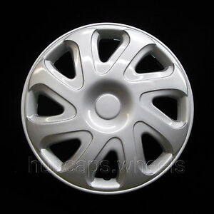 Image Is Loading Fits Toyota Corolla 2000 2002 Hubcap Premium Replica