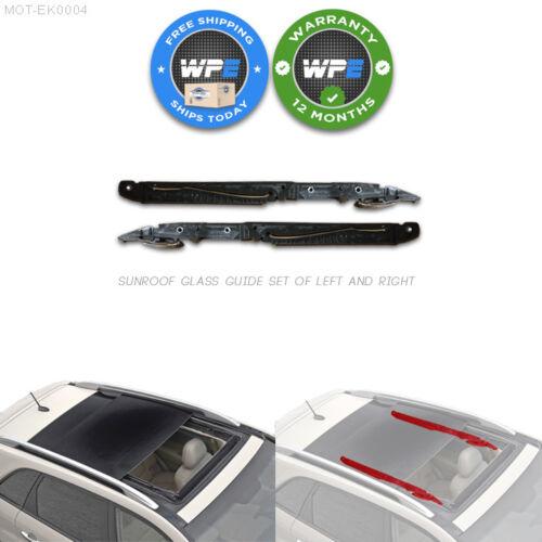 NEW Sunroof Glass Guide Track Repair for 03-11 Kia Sorento MK1 01-08 Peugeot 307