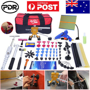 78-Paintless-Hail-Removal-PDR-Tools-Dent-Puller-Lifter-Line-Board-Auto-Body-Kit