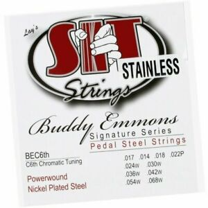 S-I-T-Strings-Pedal-Steel-Guitar-Stainless-Steel-10-String-17-68-PS-BEC6th