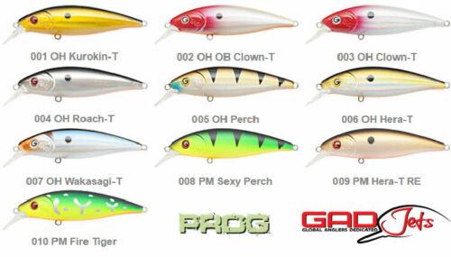 fishing lures Pontoon 21 GAD Prog 65SP-SR original range of colors
