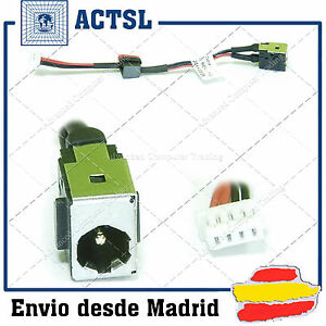 CONECTOR DC JACK 1.65mm DELL Mini 9 (910)- 10 (1010) (Con Cable) sWTjJBl8-09113530-439044799