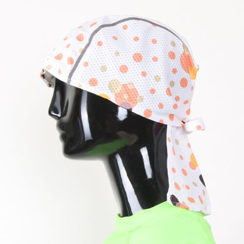 Head Wrap Biker Motorcycle Bandana Doo Rag Hat Ride Headscaf Adjustable SkullCap