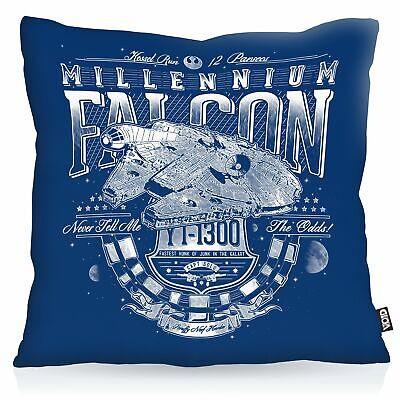 Millennium Falcon Kissenbezug Outdoor star rasender falke sterne wars krieg der