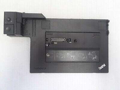Lenovo ThinkPad Mini Dock Plus Docking Station Type 4338 75Y5731 04W1815 433830U