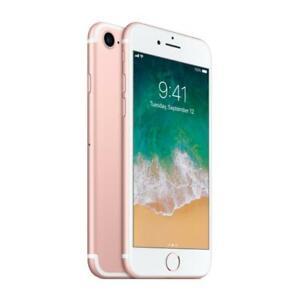 Apple iPhone 7 - 128GB - Rose Gold - (GSM) Unlocked - Smartphone - Very Good