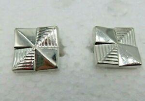 Vintage Art Deco style cuff links