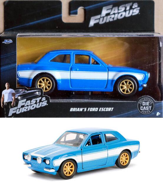 Ford Escort RS2000 MK1 Fast & Furious Brian 1:32 Jada Toys 97188