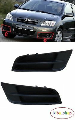 RIGHT TOYOTA COROLLA VERSO 2004-2007 FRONT LOWER BUMPER GRILL GRILLE LEFT